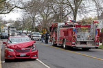 May 9th, 2014: the Merrick Fire Department operated on the scene of a two-car accident at the intersection of Merrick Avenue and Ripley Lane.  Two aided were transported from the scene by the Merrick Fire Department.
