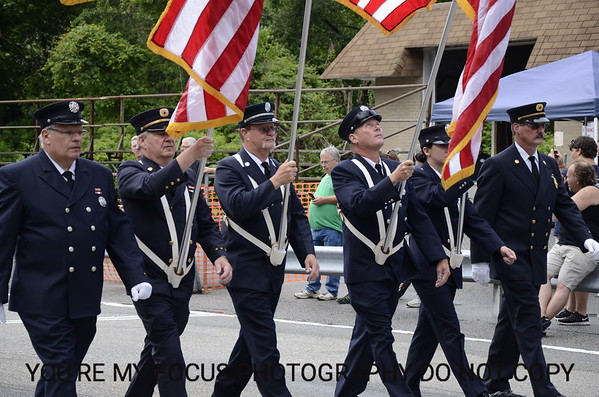 52nd Annual Parade and Drill at Lindenhurst
