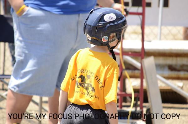 Juniors Drill At Lindenhurst (5-3-12)