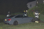 Wednesday, July 21st, 2021: the Roosevelt Fire Dept. was called to a car versus house on Hudson Avenue off Brookside Avenue. When firefighters arrived on scene, they were met with a two-vehicle accident with one of the autos coming to rest on a front lawn. There was no car versus house or serious injuries.