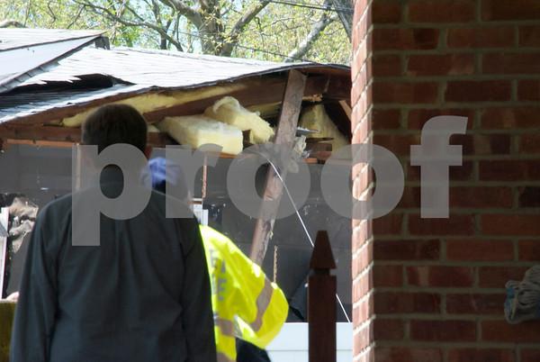 Alexander Drive House Explosion