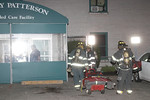 Saturday, September 1st, 2018: the Uniondale Fire Department was called to a building fire at the A. Holly Patterson senior center on Jerusalem Avenue.  Upon further investigation firefighters found a burnt motor in a second-floor air conditioning unit.  All fire department units were under the command of First Asst. Chief Skelly.