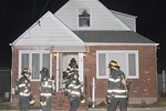 Thursday, November 29th, 2018: Valley Stream firefighters were called to a reported house fire on Clarendon Drive off North Central Avenue.  When firefighters arrived on scene, they were met with a heater fire in a second-floor bathroom.  The homeowner was able to extinguish the fire prior to the fire department's arrival.  Firefighters stretched one dry hand line and ensured there was no extension.  All fire department units were under the command of Chief of Department Croak [3400].