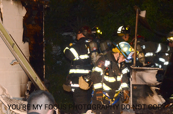 5 Stevens Street Camper fire (6-27-12)