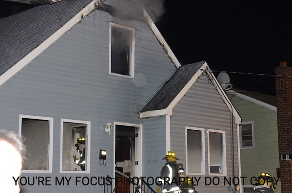 1st. Street Working Fire