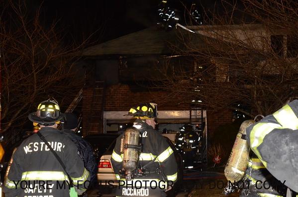 Powells Lane Working Fire