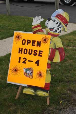 Dansville FD - Open House - October 4, 2008