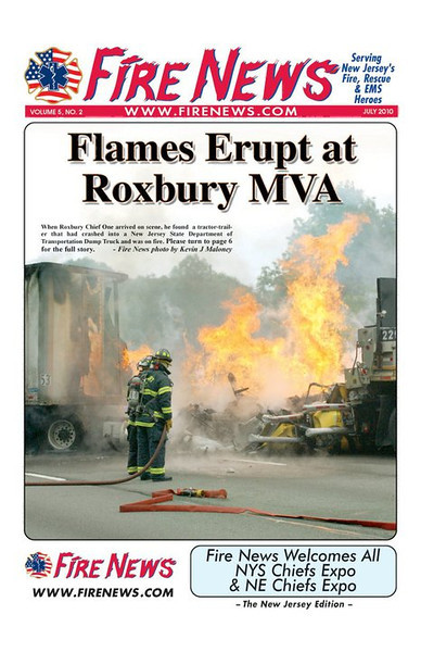 Firefighting Publications Front Covers