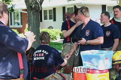 St. Agnes House Fire 6-5-09