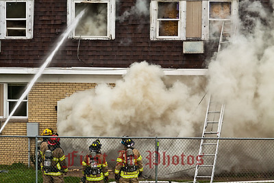 2270 Manitowoc Rd. Apartment Fire 10-30-11