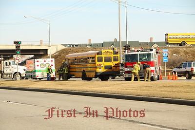 E. Mason School Bus Fire 3-17-11