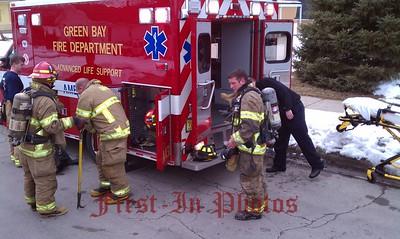 Norwood Fire 3-13-11