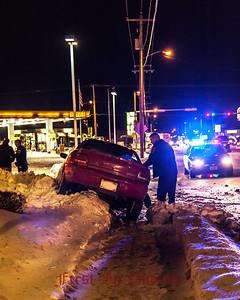 University Car Accident 2-5-13
