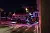 2016-12-13- Shores Car Fire