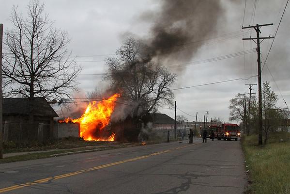 Detroit MI, Nov 1st- 5th 2012
