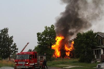 Detroit MI box alarm 7/5/2015