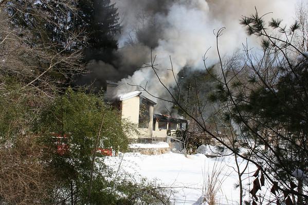 Stamford Ct, Long Ridge fire district