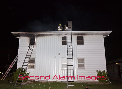 Green Bay, WI Apartment Fire 08-06-2012 C-Shift