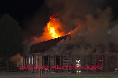 Ashwaubenon, WI Commercial Fire 09-03-2014