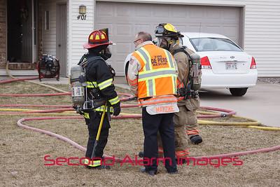 DePere Fire 401 Scotchwood Dr. 3-23-17