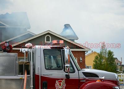 House Fire-Bohleen Rd-Colorado-Falcon FD