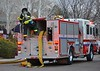 CHFD Fire Engine 1311 on the scene of a working house fire on Sioux Circle South. 12/14/2014