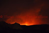 """This is the """"Day 1"""" of the Waldo Canyon Fire at night as viewed from 30th Street in Colorado Springs, on June 23rd, 2012."""