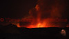"""A view from the Garden of the Gods at night on """"Day 1"""" of the Waldo Canyon Fire Incident."""