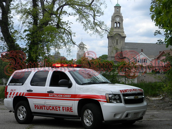 Pawtucket Fire Department