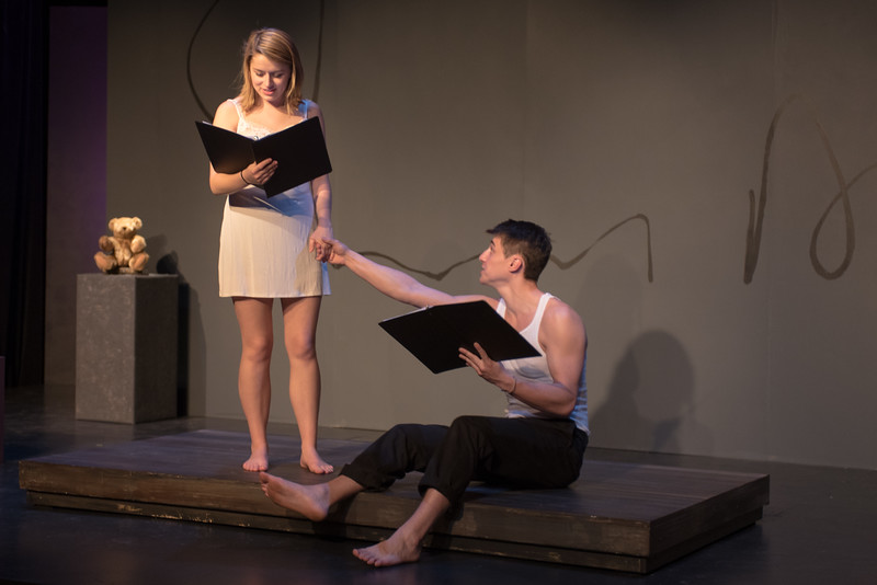FT Albee THE PLAY ABOUT THE BABY-703