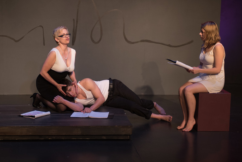 FT Albee THE PLAY ABOUT THE BABY-969