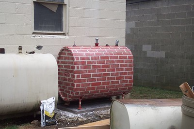 Oil Tank Project