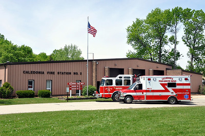 Caledonia, WI Fire Station 12