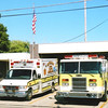 South Shore Fire & Rescue Station 2<br /> (Former) Mt. Pleasant, WI FD Station 2<br /> Faces West