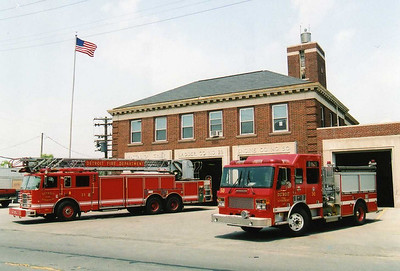 Firehouses Across the USA and Canada