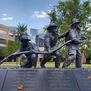 AZ Fallen Firefighter Memorial