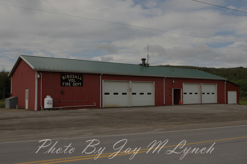 Birdsall Fire Department - 9040 County Rd 15B