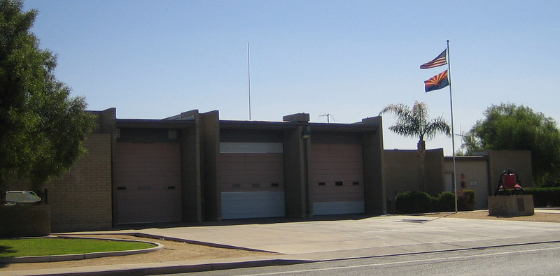 Glendale - Resources - retired Station 151