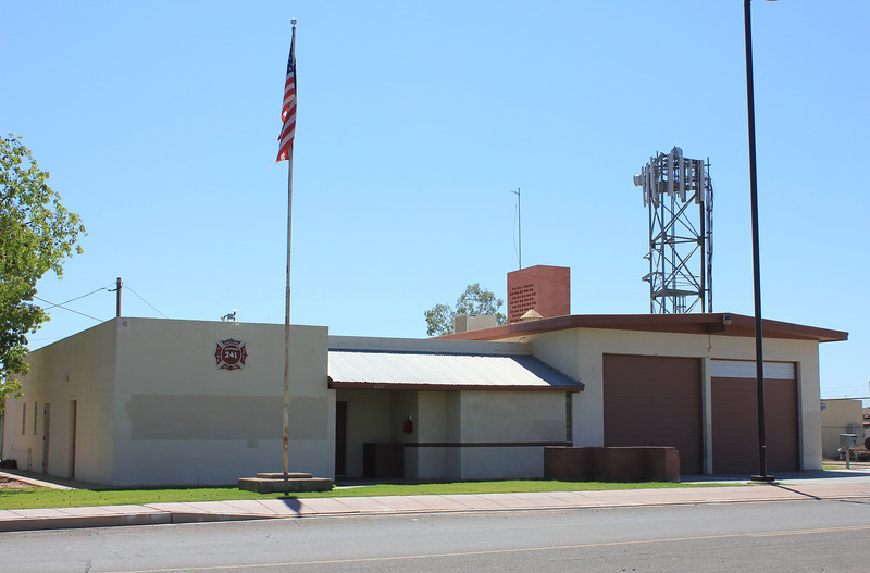 Guadalupe - Station 241 - E241, BR241, BR242