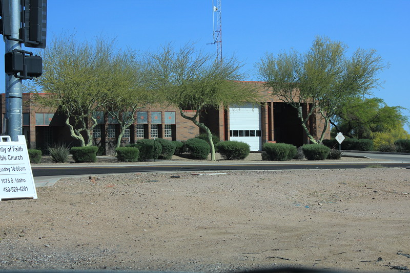 Apache Junction Station 263 - Engine 263, Support 263