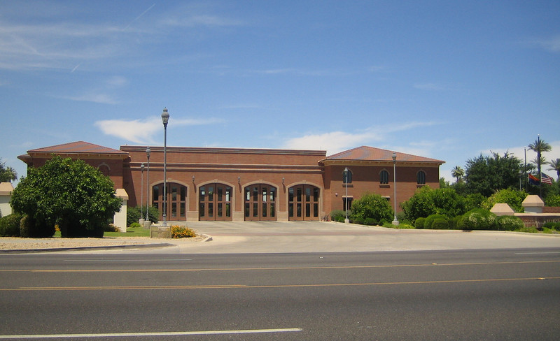 Glendale - Station 157 - E157, HM157, L157, LT157, M157