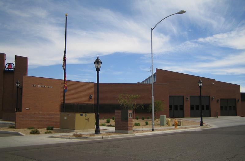 Glendale - Station 151 - E150, E151, BC151