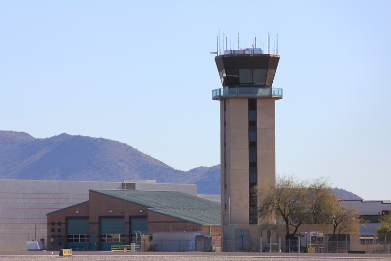 Scottsdale - Station 609 - airport side