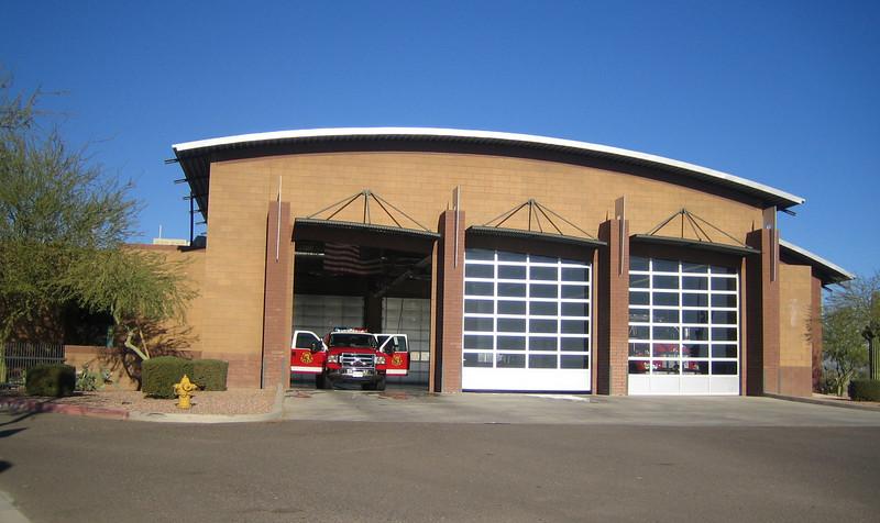 Peoria - Station 195 - E195, T195, BR195, BC192