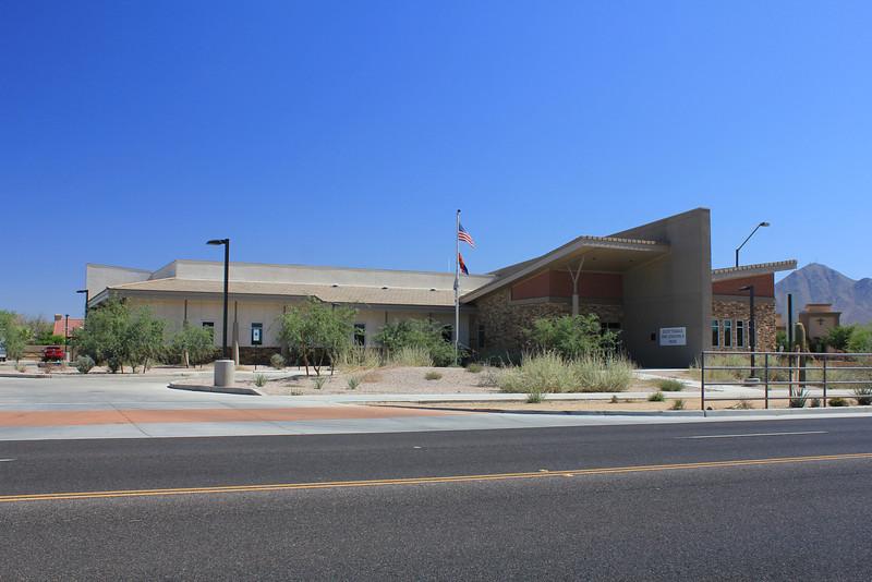 Scottsdale - Station 608 - Engine 608 & Hazmat 608