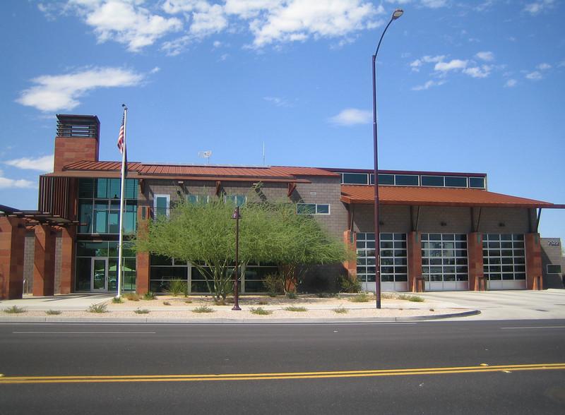 Scottsdale - Station 602 - E602, L602, LT602, BC601