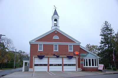Bellport Fire Headquarters - Bellport, N.Y.