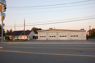Brookhaven FD Station 1.  Shirley, N.Y.