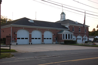 Brookhaven Fire Headquarters   Built 1982