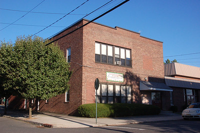 Bergenfield, N. William St. - Former quarters of Alert Co. 1